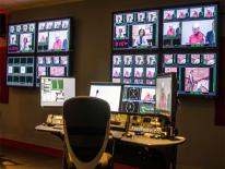 Image of master control room